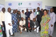 OSSAP-SDGs & MEDIA TEAM, STATE HOUSE ABUJA